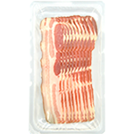 Organic superior smoked pork belly_10 slices