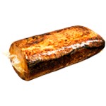 Superior cooked pork roast, cured and browned 1/2 unit - 3.2 kg