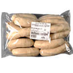 white pudding with morel mushrooms - 16 to 20 units - 2,4kg