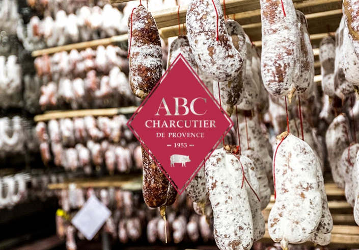 ABC dry cured sausage